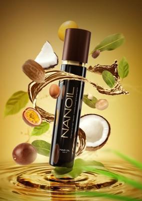 Nanoil – φυσικό έλαιο που ταιριάζει με την πόρωση των μαλλιών σας