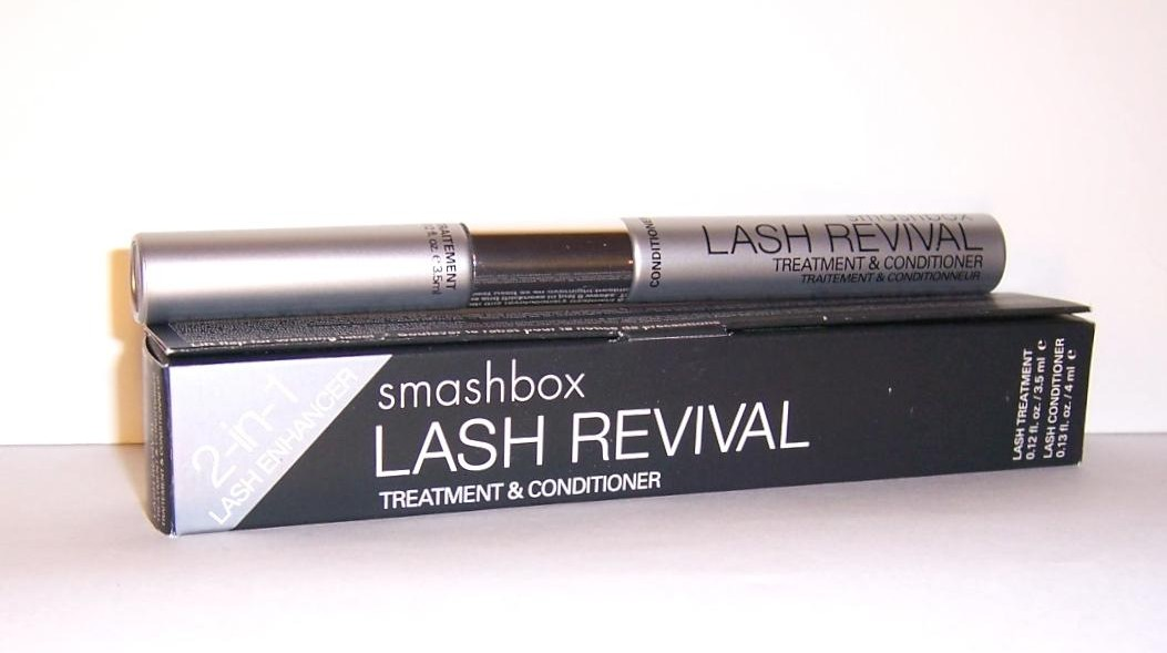 Smashbox Lash revival Treatment & Conditioner