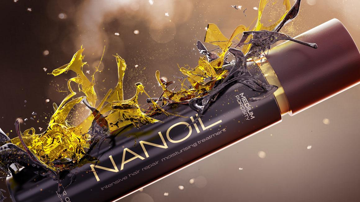 Nanoil – συμφωνία ομορφιάς για τα μαλλιά σας